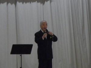 特別出演:ラテンプロ歌手 レイ・ウノスケさん