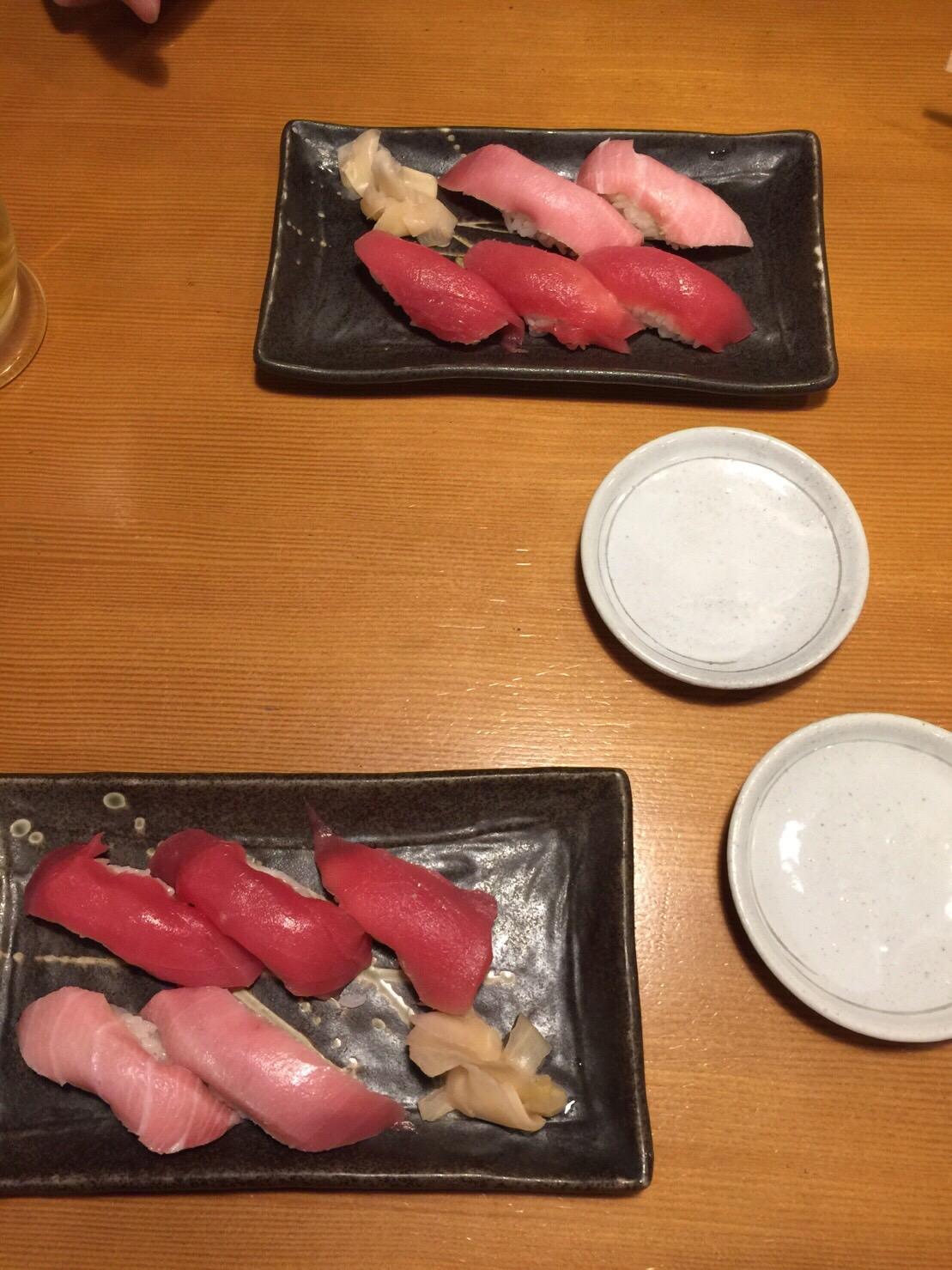 やたいずしの寿司