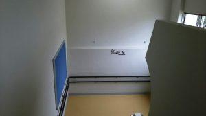 3-2階 階段室