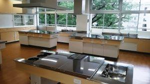 2階 調理実習室